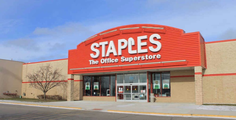SHOP-Staples