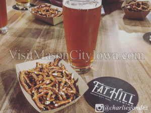Fat Hill Brewing Mason City, Iowa